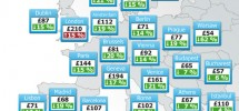 Hotel prices rise (#London2012)